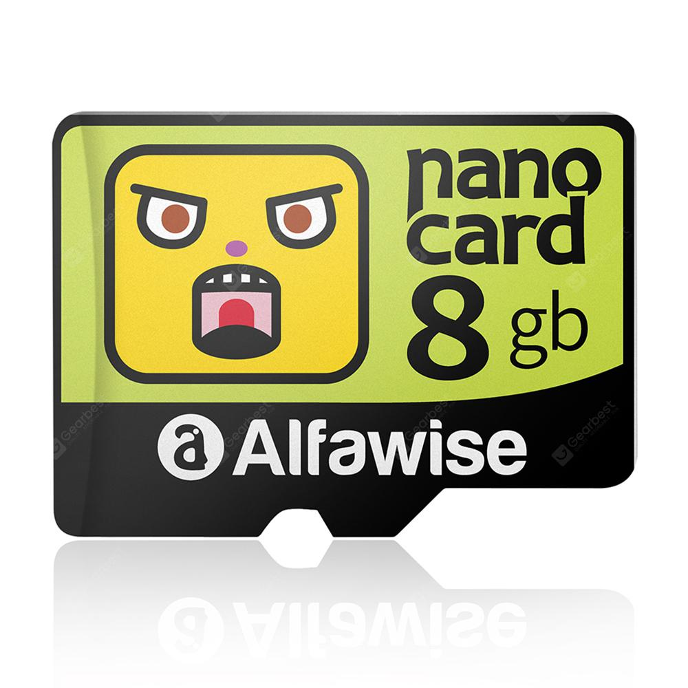 Alfawise High Speed High Capacity Waterproof Micro SD Card