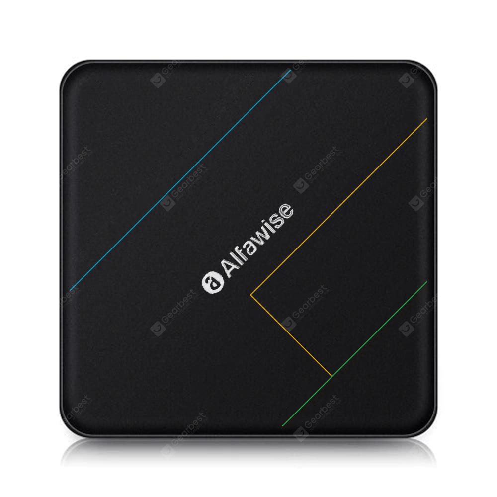 Alfawise A9X S905X2 4 + 32G Smart Home Theater TV Box