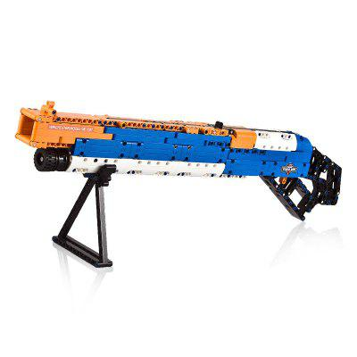 CaDA C81004W Gun Assembling Building Blocks Set