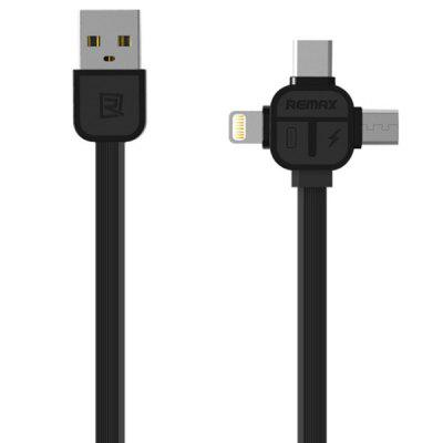 REMAX RC - 066th 3 in 1 Data Sync Cable