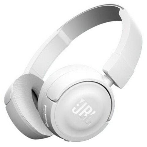 JBL T450BT Wireless On-Ear Headset with Built-in Remote and Mic