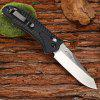 GANZO F710 Outdoor Adventure Folding Knife - BLACK