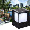BRELONG TA034 Solar Dimmable Garden Light - BLACK
