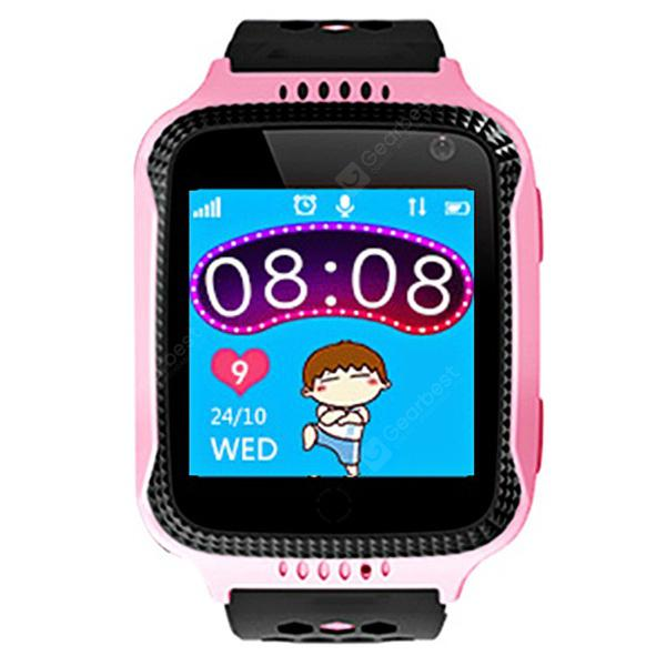 Q529 1.44 inch LCD Display Children Smart Watch - Pink