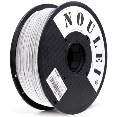 Noulei 3D Printer Rock Texture PLA Filament