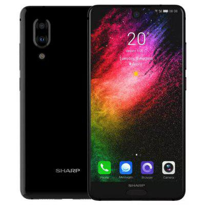 SHARP AQUOS S2 ( C10 ) 4G Phablet Global Version Fingerprint Scanner Image