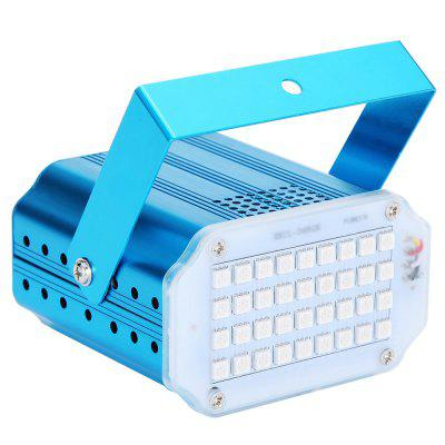 MGYLRSER LED Strobe Light Mini Stage Lamp