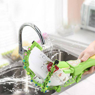 Handheld Automatic Dish Scrubber Kitchen Dishwasher Brush