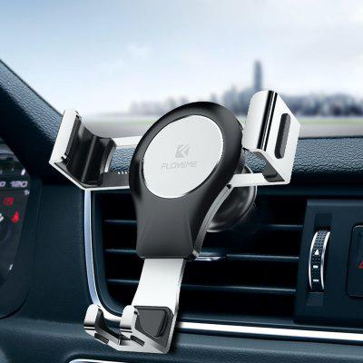 FLOVEME Gravity Outlet Car Phone Holder