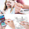 High Precision Capacitive Touch Pen Sensitive Stylus - WHITE