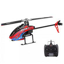 Gearbest XK K130 2.4G 6CH Brushless 3D6G System Flybarless RC Helicopter RTF