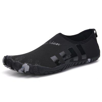 Male Outdoor Beach Shoes Loisirs Five-finger