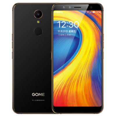Gearbest GOME U7 ( 2017M27A ) 4G Phablet International Version Quad Camera