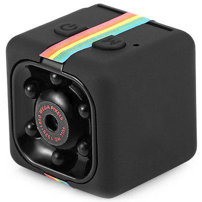 Quelima HD Camera Mini Gravador de Condução DVR