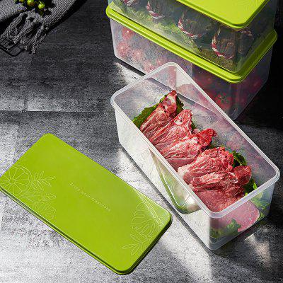 Household Buckle Cover Sealed Storage Box