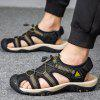 Men's Breathable Shoes Casual Sandals - DARK GREEN