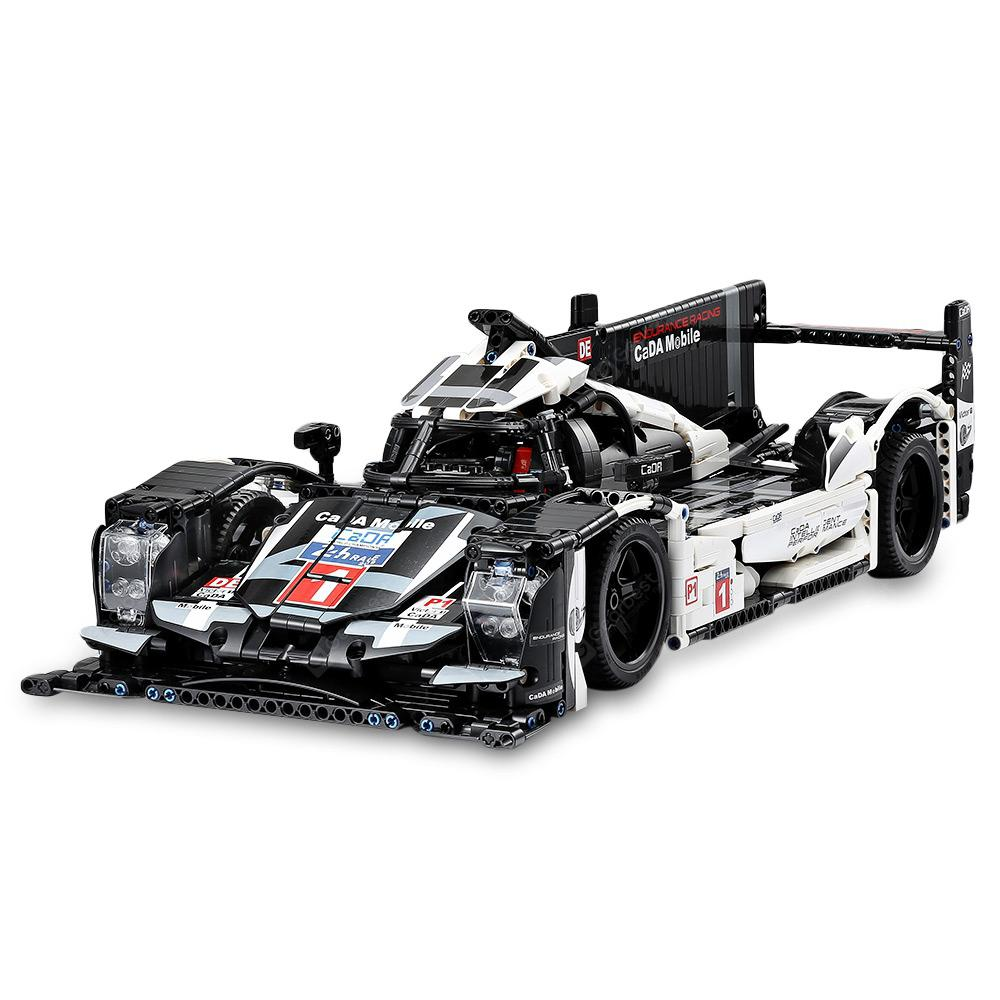 CaDA Racing Car Black Block Toys Sale, Price & Reviews | Gearbest