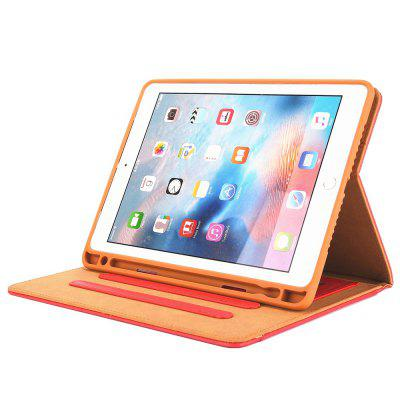 Wake Up Custodia di Tablet per iPad 5 / 6 / 7 / 8 / 9