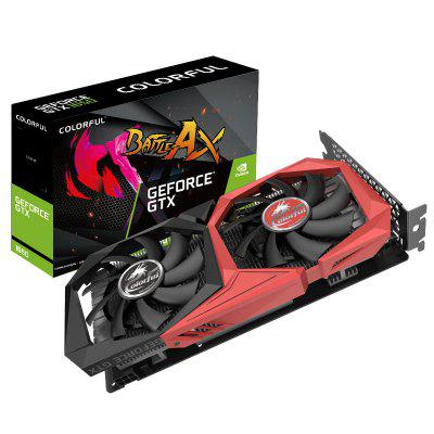 Colorful GeForce GTX 1650 NB 4G Nvidia Graphics Card