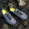 Men's Wearable Breathable Outdoor Climbing Shoes - GRAY