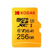 Gearbest Kodak High Speed U3 A1 V30 Micro SD Card TF Card 256G