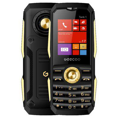 GEECOO Tank 1 2G Feature Phone 1.8 inch 1700mAh Detachable