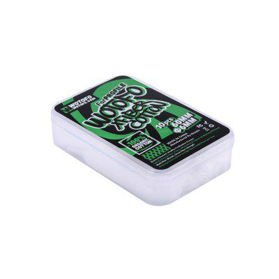 Wotofo Agleted Organic Vape Cotton 10pcs