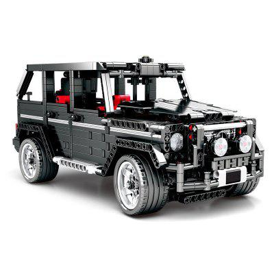 701960 Large Off-road Vehicles Building Blocks 1343pcs