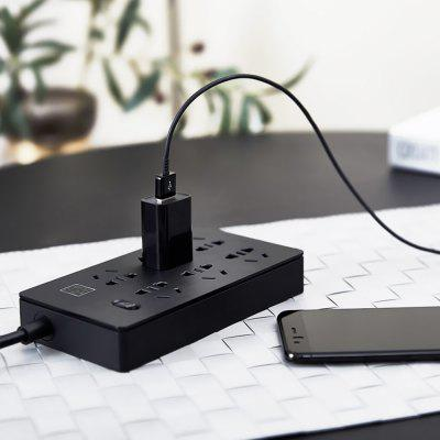 top Power Strip Socket 6 CN Ports from Xiaomi Youpin