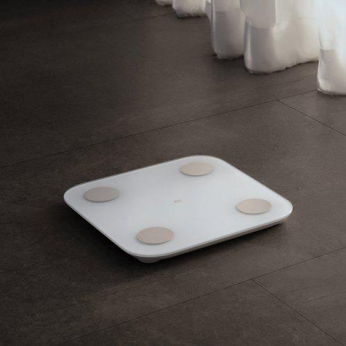 Xiaomi Smart Body Composition Scale 13 Precise Data Points Ultra Thin Body Scales from Xiaomi youpin