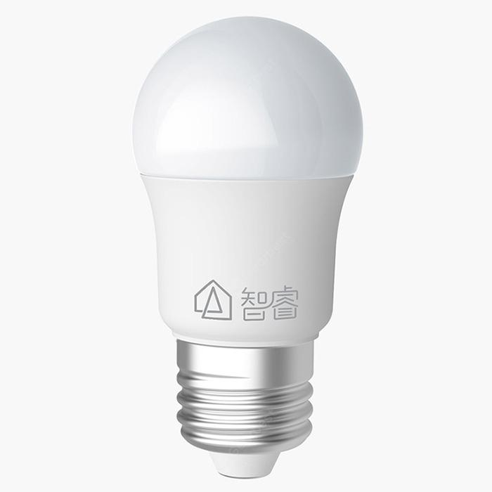 5W E27 LED Light Bulb 220V from Xiaomi youpin - White 1Pc