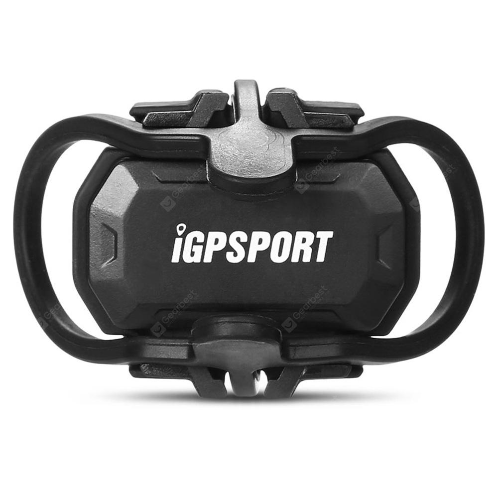 iGPSPORT Shockproof Water Resistant Bluetooth Speed Sensor - Black