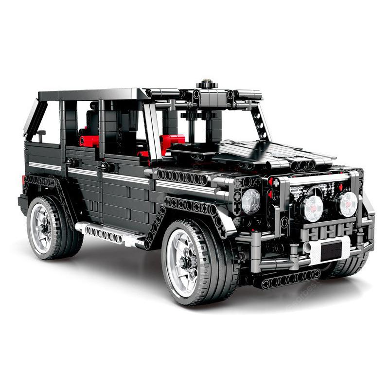 701960 Large Off-road Vehicles Building