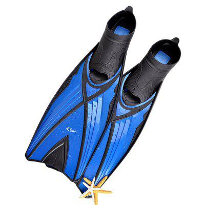 YONSUB YF74 Adult Full Foot Non-Slip Diving Fins