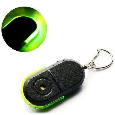 Whistle Induction Key Anti-lost Alarm Keychain