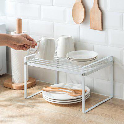 Iron Layer Shelf Storage Rack