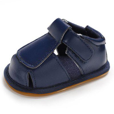 C - 470 Spring Autumn 0 - 1 Years Old Boy Girl Baby Sandals Rubber Bottom Non-Slip Toddler Shoes