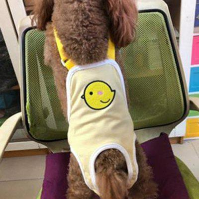 Dog Physiological Safety Clothing