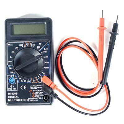 LEBANGSHOU DT830B Portable Multimeter Digital Display DIY Kit