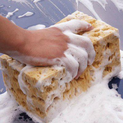 CZ - 033 Practical Car Auto Nonslip Sponge Washing Cleaner Tool