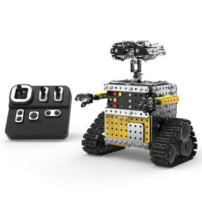 SW (RC) - 009 Montaż DIY 2.4G RC Robot 728PCS