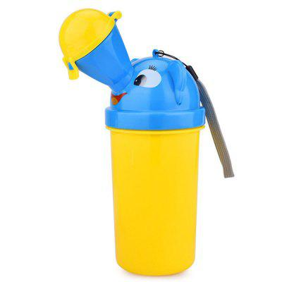 Children's Cartoon Outdoor Portable Urinal