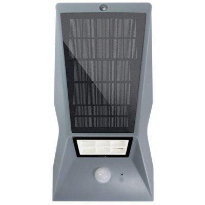 GESHIDE GS - SL1801 3.6W 360lm 6000K Solar Wall Light
