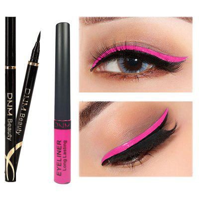DNM ME0048 Black and Color Matte Eyeliner