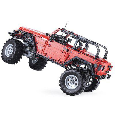 Become an Offroad Driver - Great Block Set, Low Price Compared to Lego