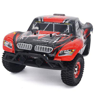 KW - C01 1:12 RC Car 2.4GHz 4WD Off-road Crawler Vehicle