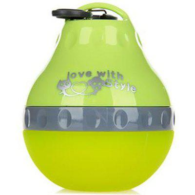 Pet Portable Silicone Drip Drinker