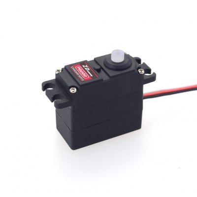 ZD Racing P0200 Analógico Rubber Tooth 20g Servo