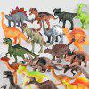 Simulatie Dinosaur Toy Model 44PCS - MULTI-A