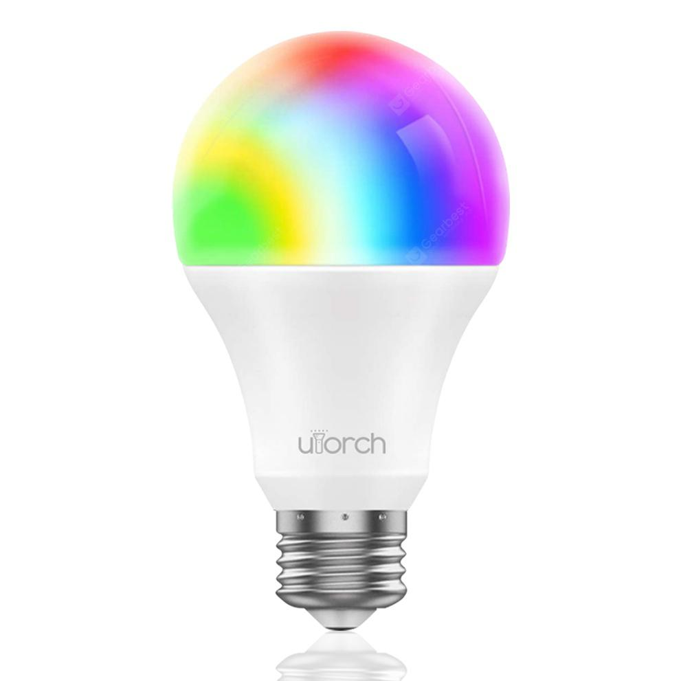 Utorch E27 WiFi Smart LED Bulb App / Voice Control